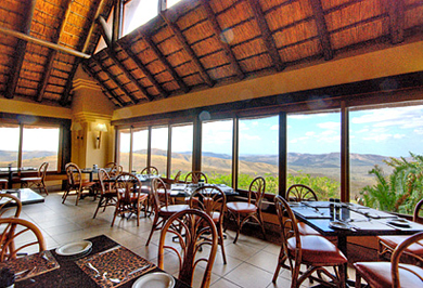 Guided Safaris Tours restaurant Hluhluwe iMfolozi uMfolozi Park Hilltop Camp South Africa