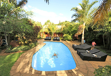 Lidiko Lodge Lake St Lucia Estuary Bed and Breakfast B and B KwaZulu-Natal South Africa