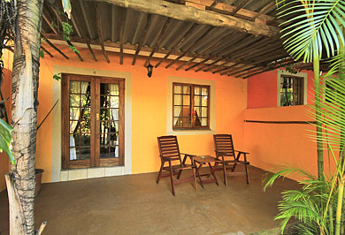St Lucia Bed & Breakfast B&B Lidiko Lodge Lake St Lucia Estuary KwaZulu-Natal South Africa