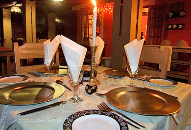 Bed & Breakfast B&B Lidiko Lodge Dining Room Lake St Lucia Estuary KwaZulu-Natal South Africa