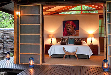 Guided Safaris Tours Makakatana Bay Lodge KwaZulu-Natal South Africa