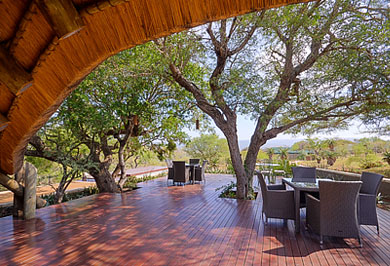 South African Guided Safaris Tours Mavela Game Lodge Zululand Rhino Reserve KwaZulu-Natal
