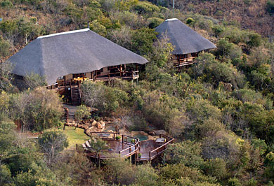 Guided Safaris Tours Nambiti Private Game Reserve Elephant Rock Lodge KwaZulu-Natal South Africa