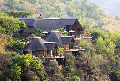 Guided Safaris Tours Nambiti Private Game Reserve Esiweni Luxury Safari Lodge KwaZulu-Natal South Africa