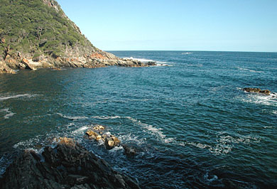 Storms River Eastern Cape Garden Route Guided Tours South Africa